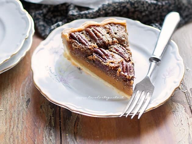 Pecan pie (Crostata di noci americana)