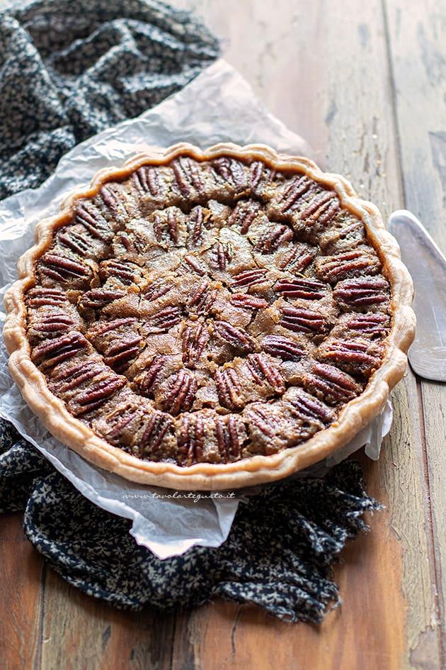Pecan pie - Ricetta originale pecan pie