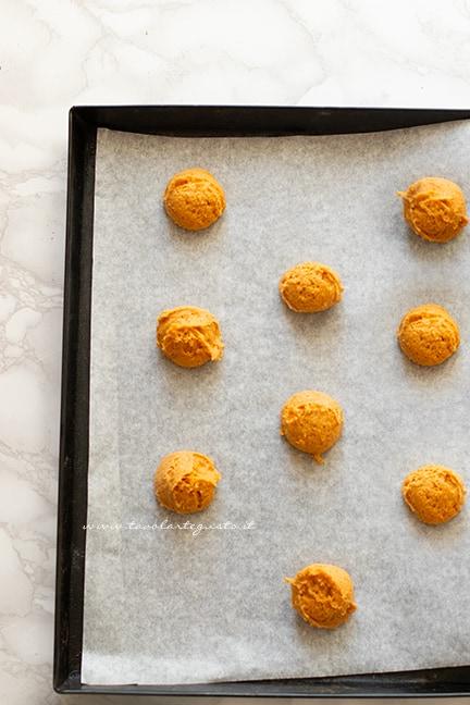 come fare i biscotti alla zucca