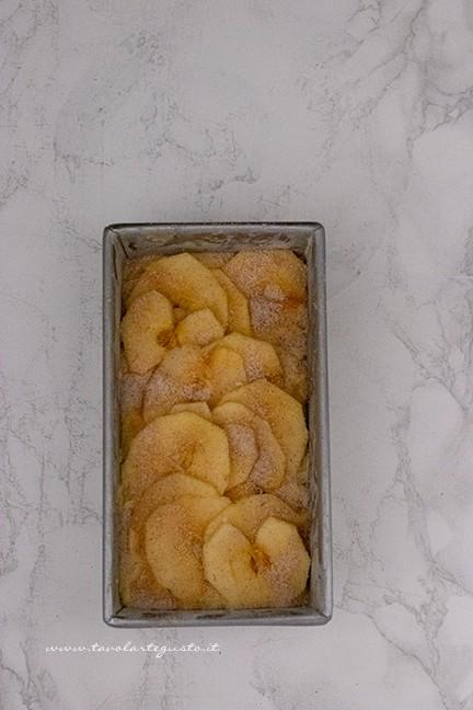 come fare il plumcake alle mele