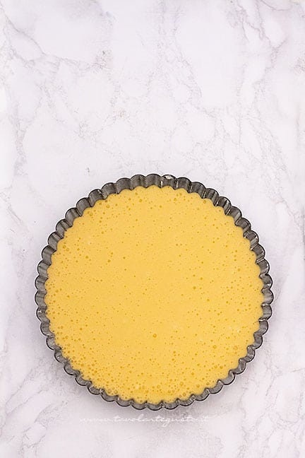 crostata morbida nello stampo furbo - Ricetta Torta Kinder Bueno