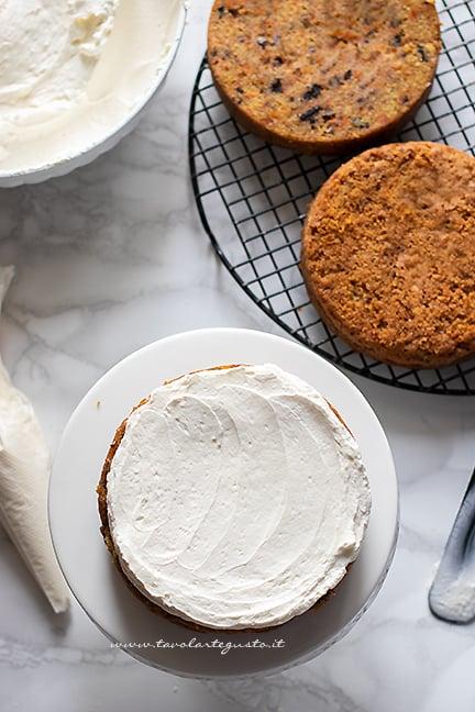farcire la carrot cake