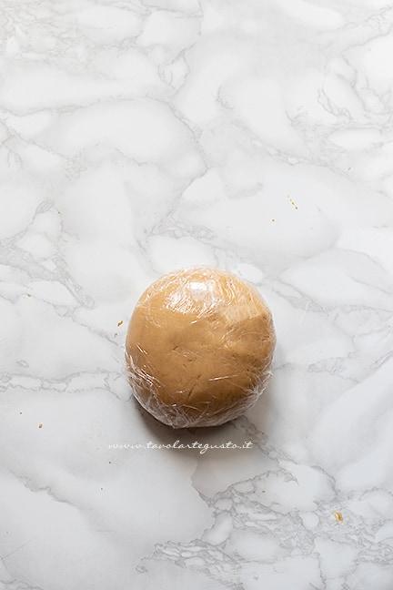 impasto biscotti alla cannella