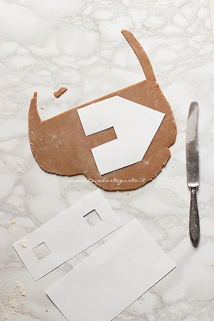 come fare la casetta pan di zenzero