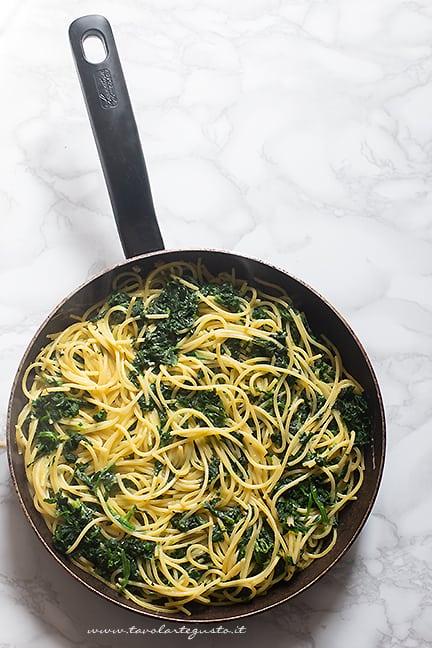 come fare la frittata di pasta e verdure