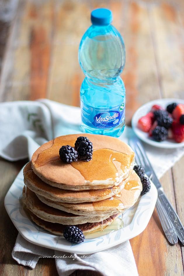 Pancake light -