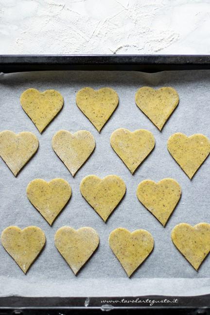 come fare i biscotti al pistacchio
