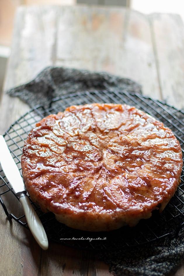 torta di mele rovesciata ricetta