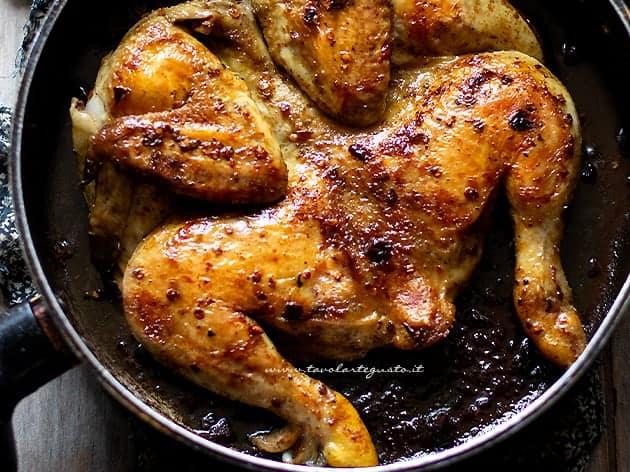 Pollo alla diavola