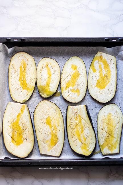 come fare le melanzane al forno