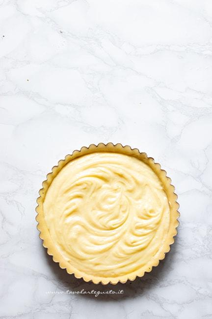Come fare la crostata alla crema