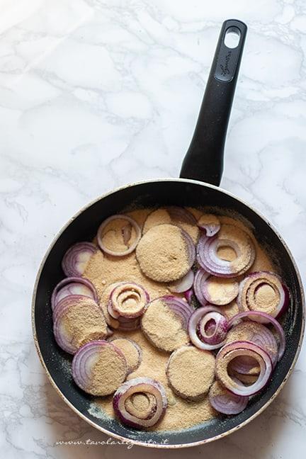 come fare le cipolle caramellate