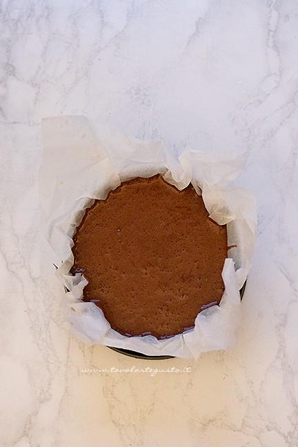 torta alla nutella pronta da cuocere